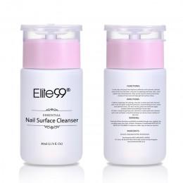 Elite99 80 ml powierzchnię paznokcia do mycia lakier do paznokci żel UV przyklejony do usuwania zwiększyć połysk efekt do mycia