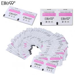 Elite99 100 sztuk/partia do paznokci akryl żel UV zmywacz do paznokci środek do czyszczenia paznokci łatwy w użyciu żel zmywacz