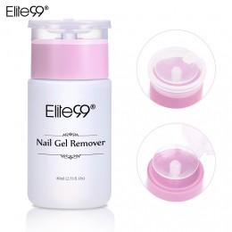 Elite99 80 ml zmywacz do paznokci zmywacz akrylowy do paznokci profesjonalne narzędzie artystyczne do usuwania żel do paznokci p