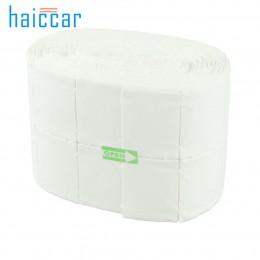 HAICAR nowy wysokiej jakości 500 szarpie za darmo każda rolka chusteczki do paznokci wacik kosmetyczny żel zmywacz do paznokci a