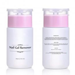 Belen 1 sztuk 80 ml powierzchnię paznokcia do mycia żel zmywacz do paznokci żel UV lepki płyn do usuwania zwiększyć połysk efekt