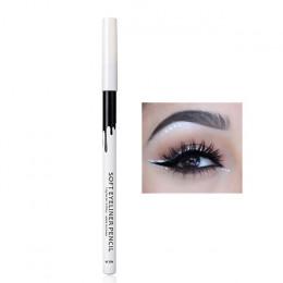Czarny i brązowy i biały Eyeliner ołówek wodoodporny długotrwały Eye Liner Pen jakości oczy zestaw do makeupu Sex moda oczu kosm