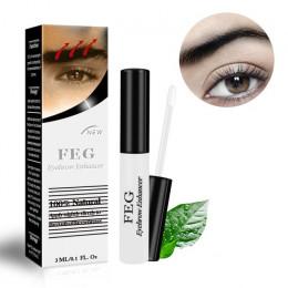FEG brwi Enhancer rosnące brwi wzrost Serum wzrostu rzęs ciecz makijaż brwi dłuższe grubsze kosmetyki narzędzia do makijazu