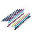 1PC nowa gorąca sprzedaż długie trwałe piękno Eye Liner kosmetyki ołówek Pigment wodoodporny biały kolorowy Eyeliner moda makija
