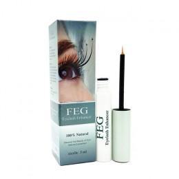 FEG odżywka do rzęs 100% oryginalny FEG kuracja pobudzająca wzrost rzęs serum wzmacniające rzęsy rzęs cieczy prawdziwej FEG drop