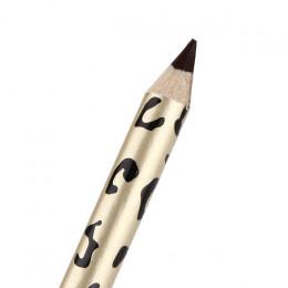 1 sztuk idealne cienie do brwi wodoodporny trwały makijaż narzędzie kredka do makijażu brwi i pędzel Eye Brow makijaż narzędzia
