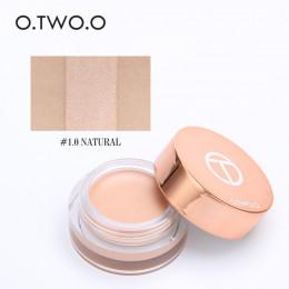 O. dwa. O 4 kolor makijaż oczu korektor naturalny cień do powiek podkład rozjaśniająca baza fundacja wodoodporny Anti-rozmazywan