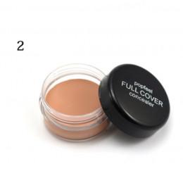 Ukryj skazy twarzy oczu Lip krem korektor podkład do makijażu profesjonalne pełna pokrywa Contour baza korektor do makijażu krem