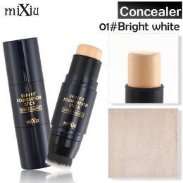 MIXIU korektor do twarzy paleta krem makijaż korektor baza trzymać długopis 4 kolor opcjonalne korektor Contour Palette konturow