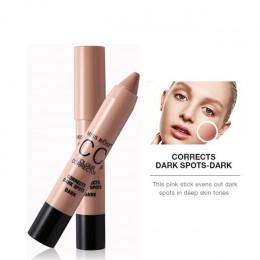 Miss Rose korektor w sztyfcie CC kolor korektor twarzy baza makijaż korektor ołówki kontur Stick do zakreślacza zaczerwienienie