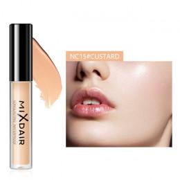 MIXDAIR ciecz korektor makijaż na twarz pełna pokrywa cienie skazy wygodne fundacja krem konturowy podkłady kosmetyki