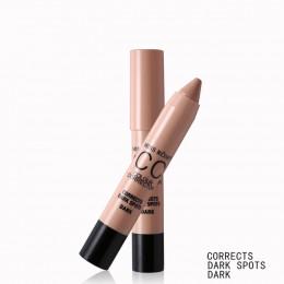 Korektor do twarzy kolor korektor Stick twarzy baza makijaż korektor ołówki kontur Stick do zakreślacza zaczerwienienie koła