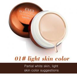Loumesi korektor kremowy makijaż podkład korygująca baza pod makijaż konturowanie makijaż blizny piegi czarne oko korektor krem