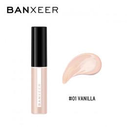 BANXEEER korektor w płynie 3 kolor makijaż zielony korektor fundacja wodoodporny rozjaśniacz highlighter Contour kosmetyki