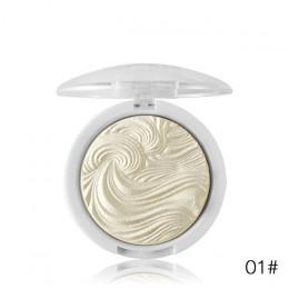 Miss Rose blask zestaw wyróżnienia do makijażu Shimmer proszek zakreślacz paleta baza oświetlacz podkreślić kontur twarzy złoty
