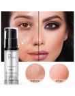 Podkład do makijażu krem nawilżający naturalny nago twarzy pielęgnacja oczu baza profesjonalne makijaż podkład krem cieczy pełne