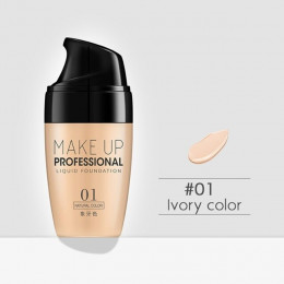 LAIKOU płyn fundacja profesjonalny pełna osłona twarzy baza makijaż naturalny kolor korektor wybielanie podkład trwały makijaż t