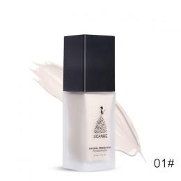 UCANBE marka naturalna doskonałość płyn fundacja makijaż pełne pokrycie korektor wybielanie Primer BB Cream wodoodporne kosmetyk