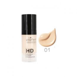 POPFEEL twarzy płyn fundacja makijaż baza fundacja BB krem korektor wybielanie nawilżający kontrola oleju makijaż