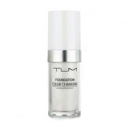 Pro zmiana koloru fundacja makijaż baza nago twarzy płyn pokrywy korektor długotrwały sombras do pielęgnacji skóry makijaż preze