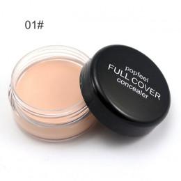Wysokiej ładne pełne pokrycie krem ukrywanie fundacja makijaż korektor makijaż jedwabiście gładka konsystencja narzędzie dla pan