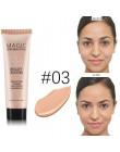 Nowa moda korektor w płynie wybielanie skazy balsam BB twarzy makijaż światła ciemny makijaż narzędzie Super łagodny uroda kosme