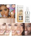 TLM 30 ml Pro zmiana koloru fundacja makijaż baza nago twarzy płyn pokrywy korektor długotrwały makijaż prezent Sombras do pielę