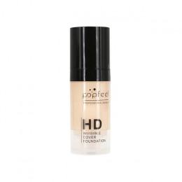 POPFEEL makijaż matowy płyn fundacja makijaż baza twarzy nawilżający wodoodporny korektor ołówek podkład BB Cream kosmetyki