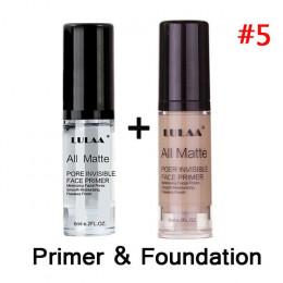 LULAA podkład i fundacja baza makijaż rozświetlacz w płynie nawilżający rozjaśnić korektor wodoodporny kosmetyków naturalnych 2