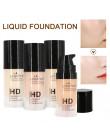 Wysokiej jakości 15 ml kobiety Płyn do makijażu fundacja długotrwały wodoodporny twarzy pielęgnacja korektor łatwe do noszenia
