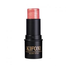 KIFONI twarzy makijaż Shimmer rumieniec kij zakreślacz Bronzer krem policzek Blusher kosmetyki rozjaśnić, co zrobić, jeśli