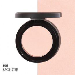 FOCALLURE róż do makijażu twarzy proszku podwójnego zastosowania kolor twarzy rumieniec w proszku policzek kolor Brozer kosmetyk