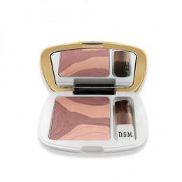 D.S.M wielu kolor rumieniec makijaż długotrwały łatwy w użyciu naturalny kosmetyczne róż do policzków wysokiej jakości twarzy ró