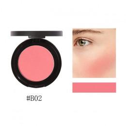 Gorąca policzek makijaż paleta róży wciśnięty Powder Blush Maquiagem długotrwały twarzy czarodziejki zacznie się rumienić kosmet
