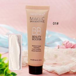 Nowy Pro rozjaśnić baza BB krem zestaw do makeupu blokada przeciwsłoneczna długotrwały wodoodporny wybielanie twarzy marki funda