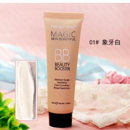 Nowy rozjaśnić baza zestaw do makeupu blokada przeciwsłoneczna długotrwały wodoodporny wybielanie twarzy marki fundacja Hengfang