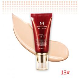 Oryginalny Korea kosmetyki MISSHA M Cover Cover BB Cream 50ml SPF42 PA + + + (13, 21, 23, 27, 31) fundacja makijaż CC krem