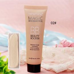 Pro rozjaśnić baza zestaw do makeupu blokada przeciwsłoneczna długotrwały wodoodporny wybielanie twarzy marki fundacja BB krem f
