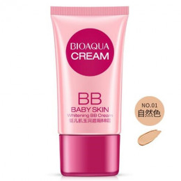 BIOAQUA pokrywa BB krem korektor wybielanie nawilżający baza twarzy fundacja makijaż krem BB