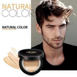 Mężczyzn ochrony przeciwsłonecznej poduszka powietrzna BB krem korektor nawilżający fundacja wybielanie nieskazitelny makijaż i