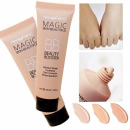Korektor podkład baza do makijażu 35 ml BB krem wybielający wodoodporny nawilżający Beauty koreański kosmetyki maquiagem TSLM1