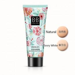 BB krem nawilżający wybielanie łatwe do noszenia korektor podkład baza makijaż nagie twarzy kosmetyki 2 kolory