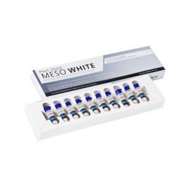 10 sztuk/zestaw 5ml mezo biały rozjaśniające Serum blask skóry krem do pielęgnacji skóry silne wybielanie twarzy korektor podkła