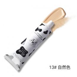 Brand New wybielanie mleka BB Cream Foundation makijaż koreański styl łatwe do noszenia nawilżający korektor do twarzy baza urod
