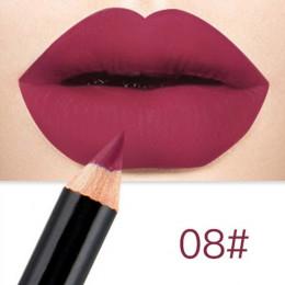 12 kolory matowe błyszczyk szminka w płynie długotrwały makijaż nawilżający błyszczyk Batom wodoodporna Pigment odcień