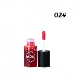 Kobiety makijaż wodoodporny wielofunkcyjny błyszczyk do ust odcień płyn do barwienia błyszczyk róż do policzków długotrwały maki