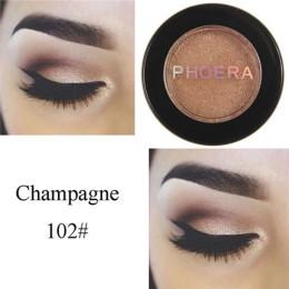 Hot moda makijaż cień do powiek miękkie Glitter połyskujące kolorów cieni do powiek metalowe oczu kosmetyczne dla wszystkich rod