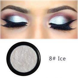 PHOERA makijaż brokat paleta cieni do powiek Pigment Shimmer do makijażu w proszku odporne na wodę Maquillaje losowy kolor szczo