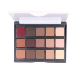 Popfeel wysoki Pigment matowy cień do powiek paleta do makijażu połyskujący cień do powiek paleta Glitter wodoodporny, trwały ma