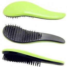 Szczotka do włosów magia uchwyt Tangle rozczesywania grzebień prysznic szczotka do włosów Salon stylizacja Tamer grzebień do wło